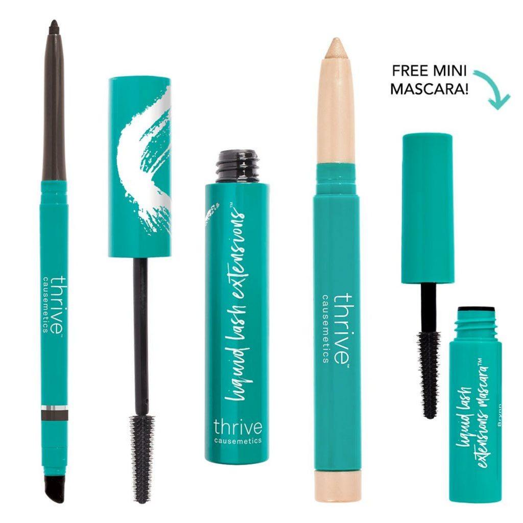 Gift kit of make up