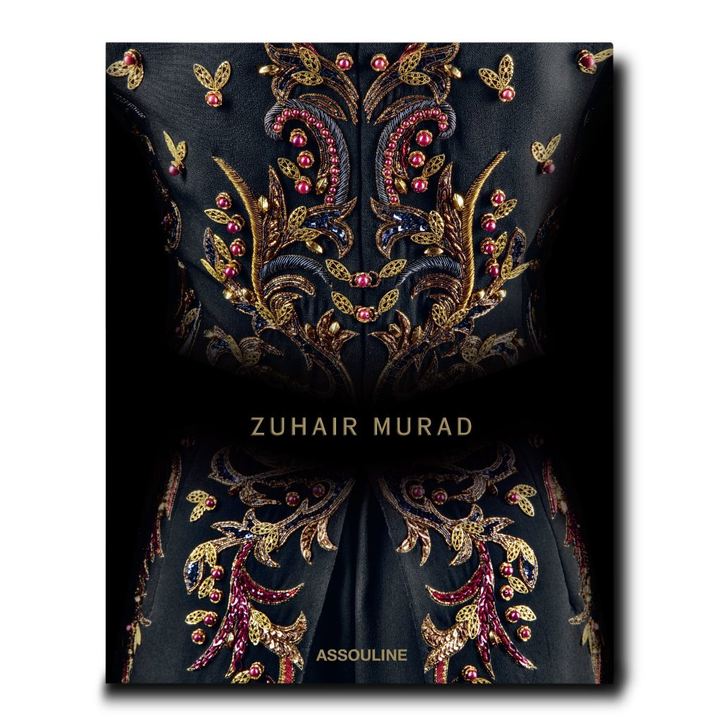 best holiday gifts Book of Zuhair Murad about haute couture by assouline