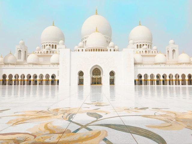 Abu Dhabi in United Arab Emirates