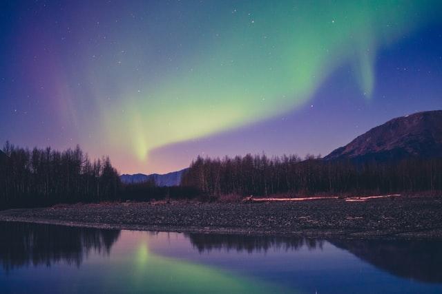 Alaska in USA
