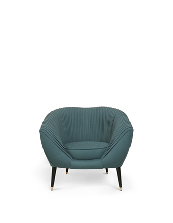 audrey chair koket aegean teal color of the year 2021