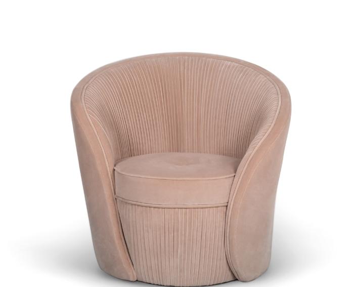 bloom luxury designer chairs pink koket