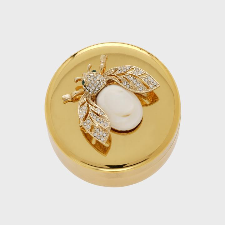 Box of jewellry with mother of pearl