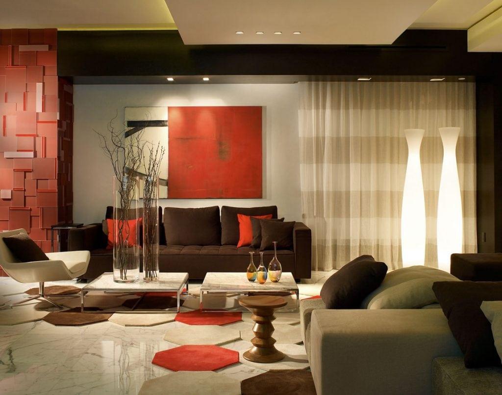 Fisher Island Palazzo del Mare Residence by Pepe Calderin Design