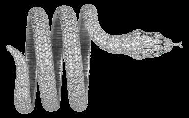 Python Bracelet by Boucheron
