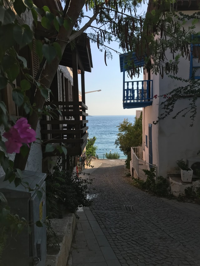 Kalkan in Turkey