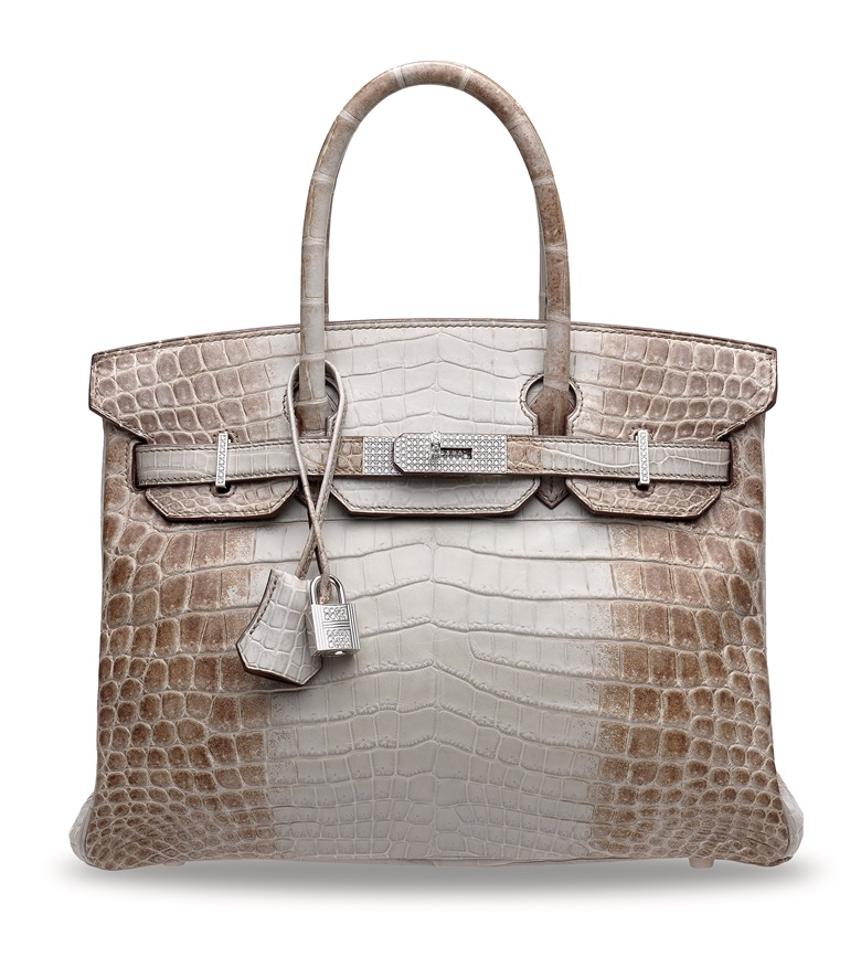 best fashion investments luxury handbags Himalaya Birkin by Hermès