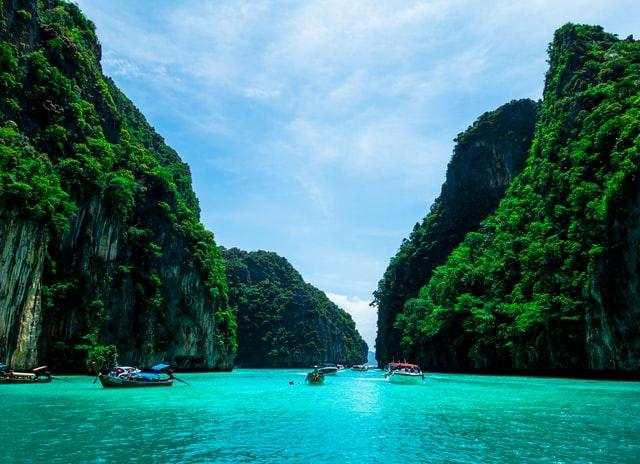 Phuket in Tailand