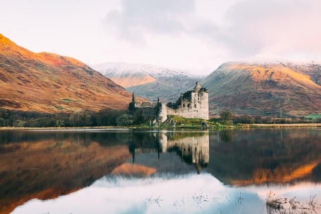 Scotland in UK