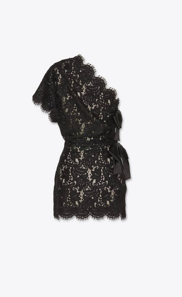 Best holiday dress by Saint Laurent