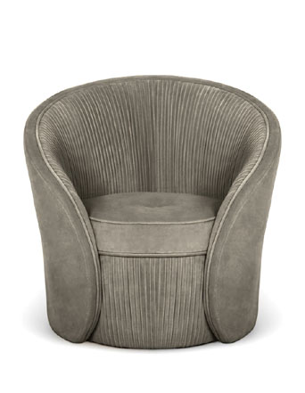 bloom chair koket pantone color of the year 2021 ultimate gray
