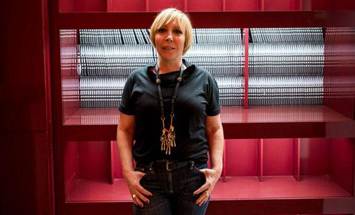 Eduarda Abbondanza ModaLisboa founder portugal fashion designers