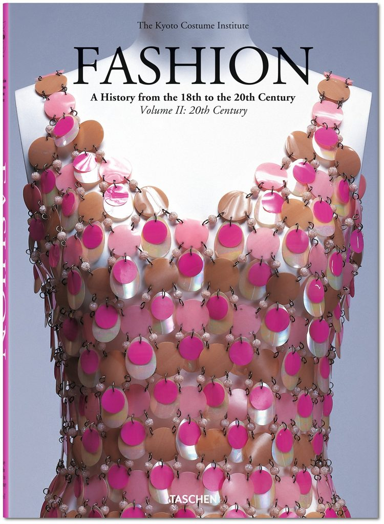 books - Fashion History From The 18th To The 20th Century by TASCHEN