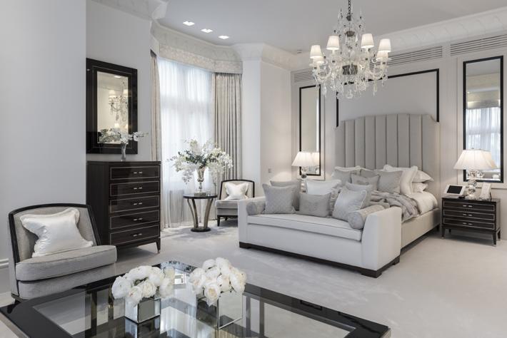 Patsy Blunt Interiors luxury MASTER BEDROOM