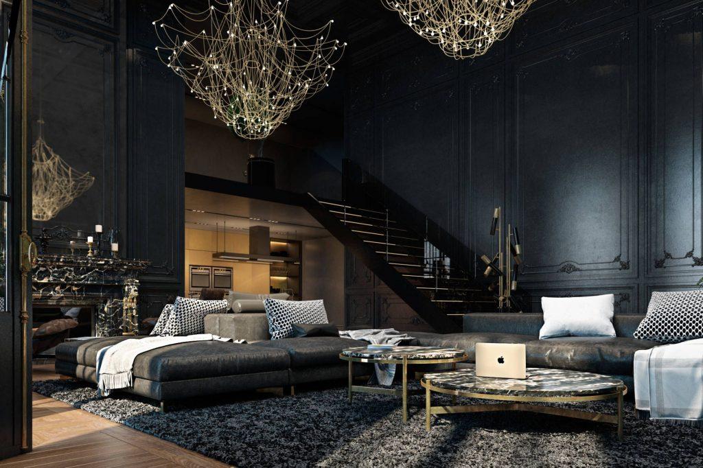 Interior design by Diff.Studio
