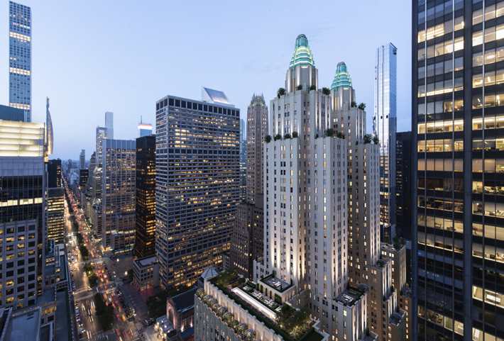 the towers residences of the waldorf astoria new york luxury residential living