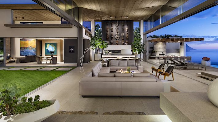 luxury living room ideas - beyond house by saoto south africaq