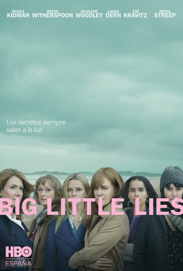 Big Little Lies, an HBO mini-series