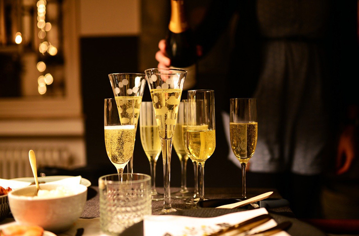 best of 2020 champagne holidays guide glasses cocktails