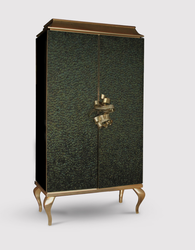 divine cabinet by koket feathered statement furniture armoire luxury furniture