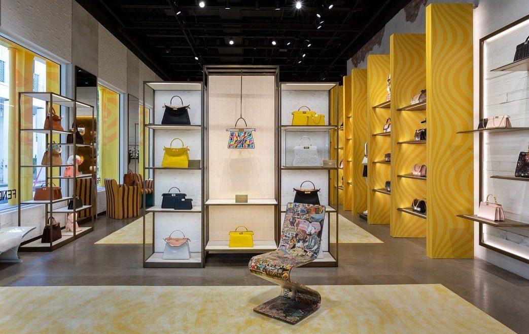 sarah coleman fendi miami design district design miami 2020 peekaboo bags