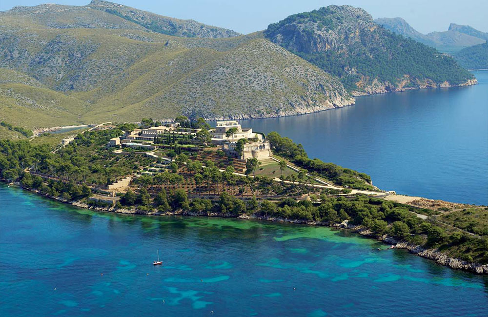The Night Manager in Mallorca Location