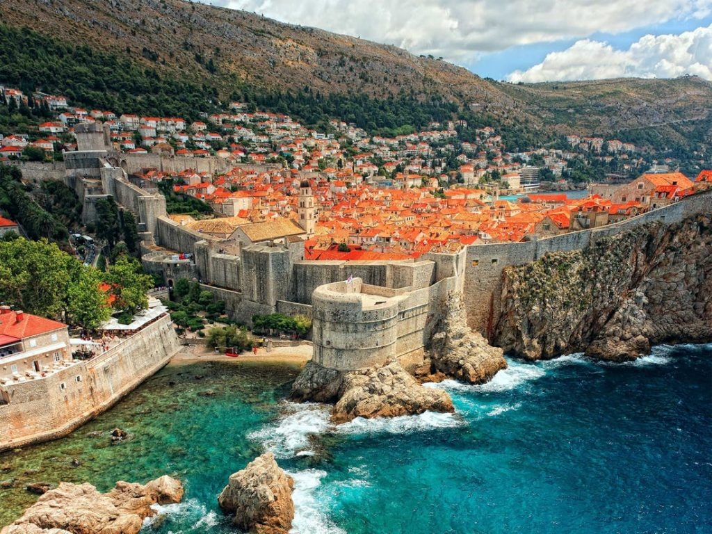tv series locations HBO Game Of Thrones in Croatia