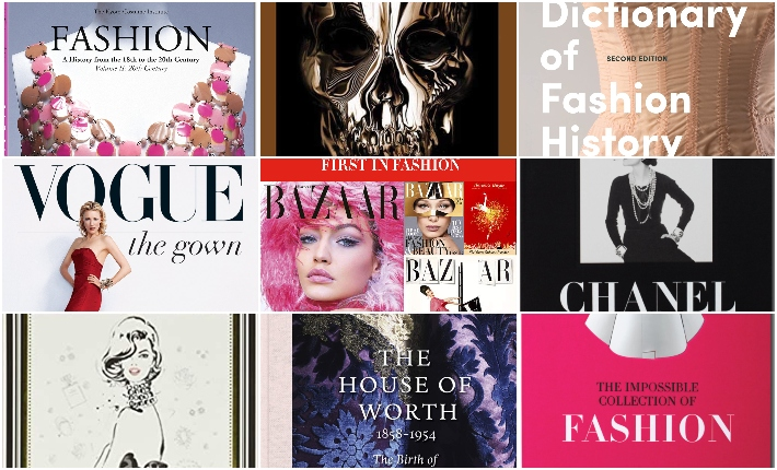 best history of fashion books