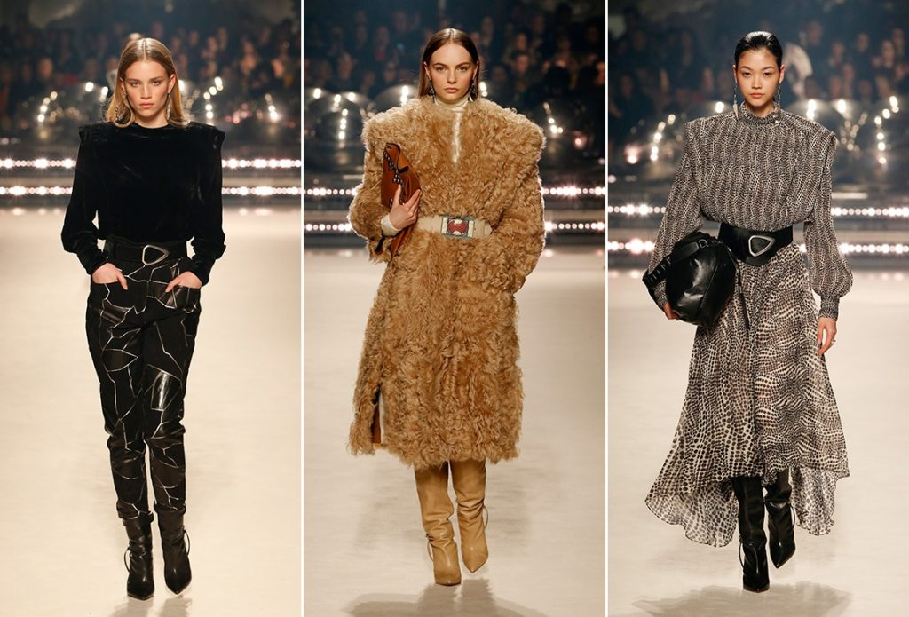 winter fashion trends Isabel Marant Collection