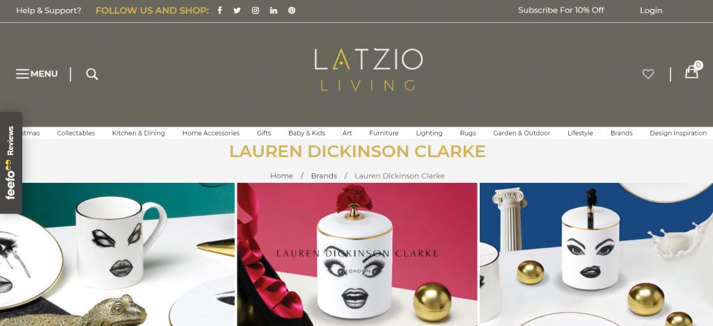 latzio living top interior design resources