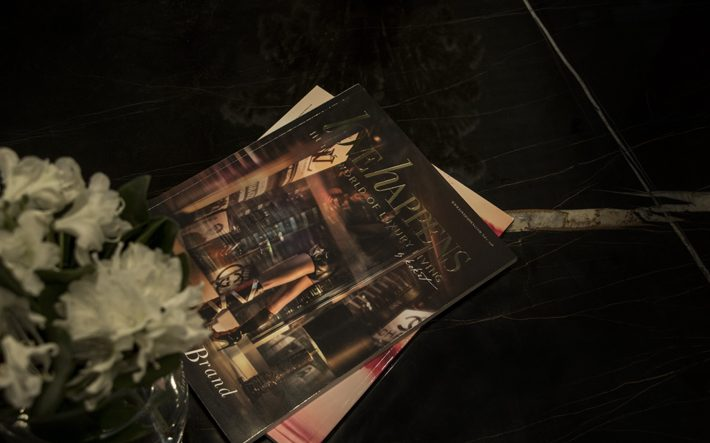 tips for styling your coffee table Love Happens Mag print edition Vol. 1