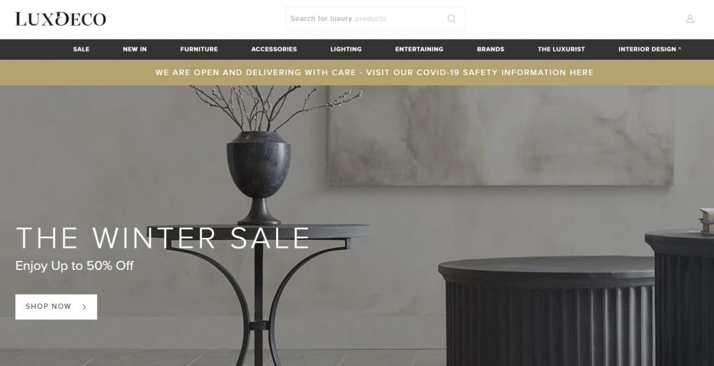 luxdeco interior design store