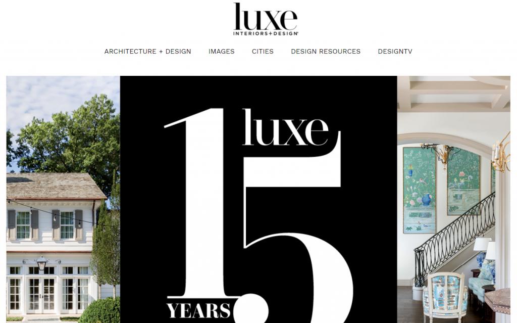 luxe source luxe interiors + design top interior design resources