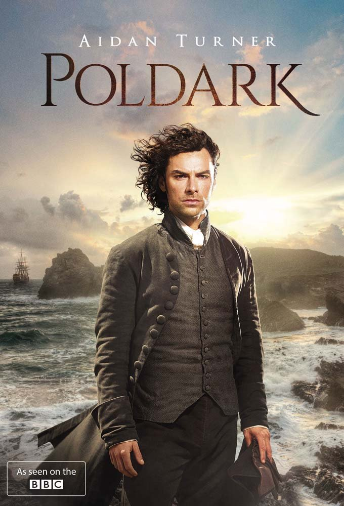 best tv series locations Poldark from BBC