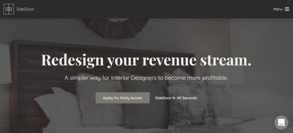 sidedoor top interior design resources