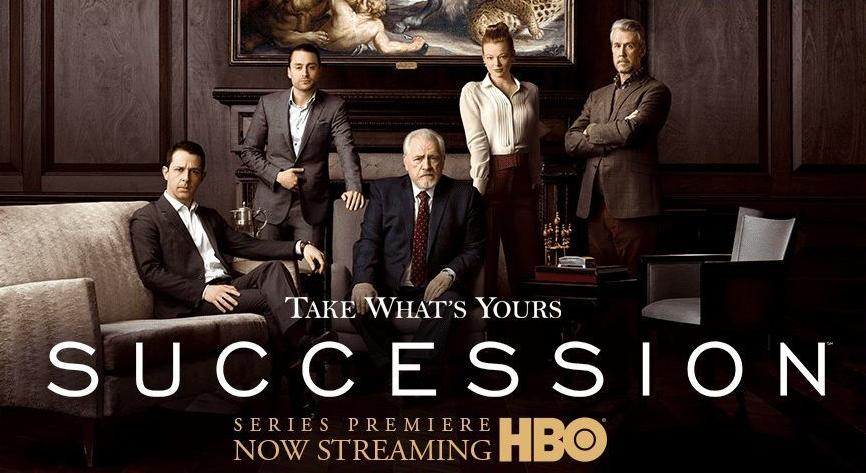 HBO Succession Series