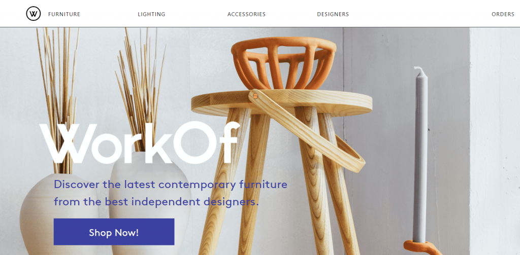 workof contemporary furniture resource