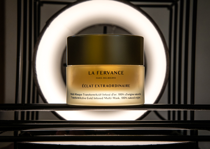 La fervance eclat extraordinaire luxury clean beauty sustainable 100% natural ingredients made in france