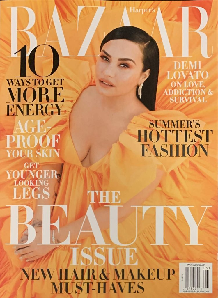 harper's bazaar cover top popular fashion magazines