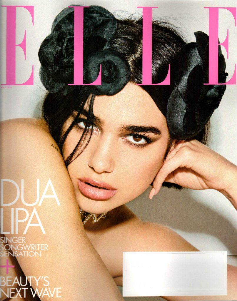 top popular fashion magazines elle magazine cover