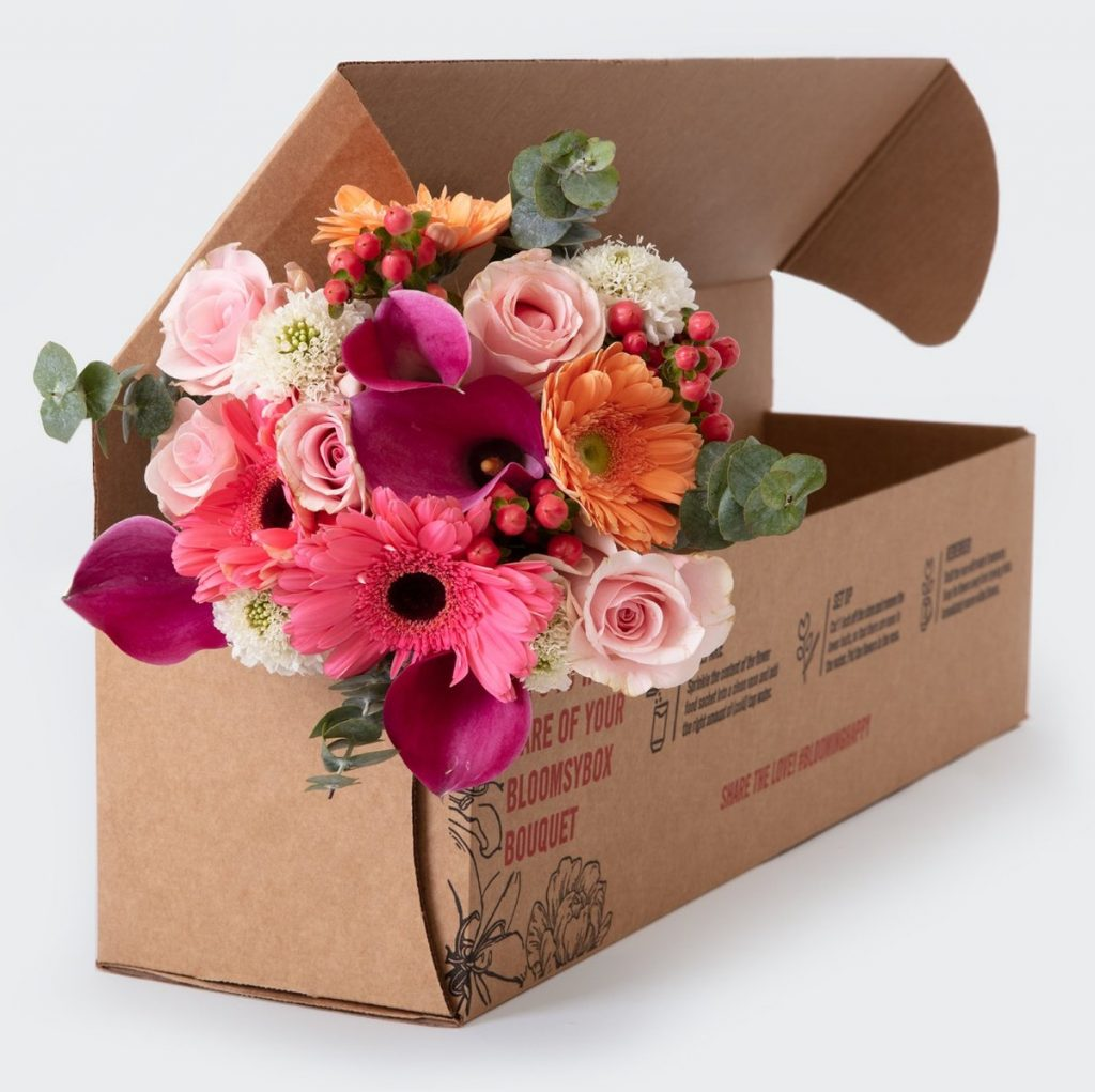 Bloomsy Box Original Subscription best flower delivery services