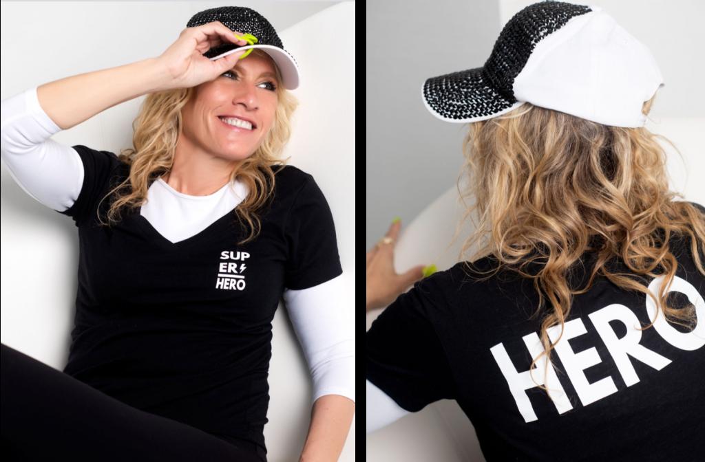 Donna Leah Designs SuperHero Shirts