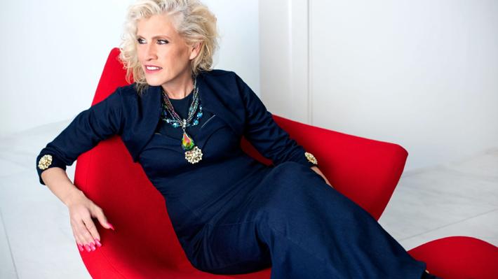 Donna Leah Designs_Denim Gown