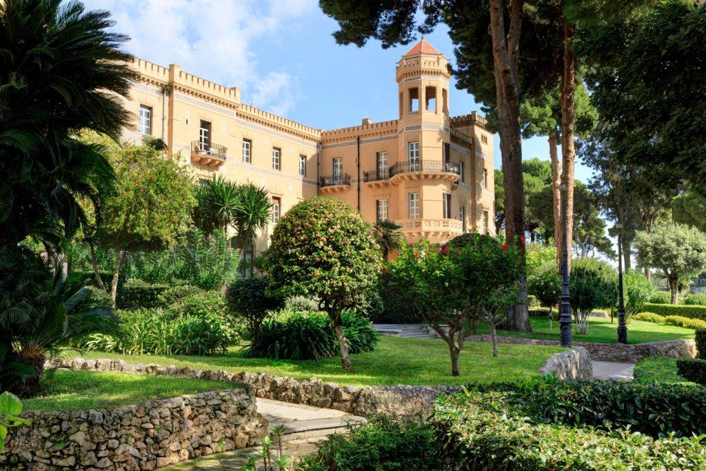 Villa Igiea sicily italy