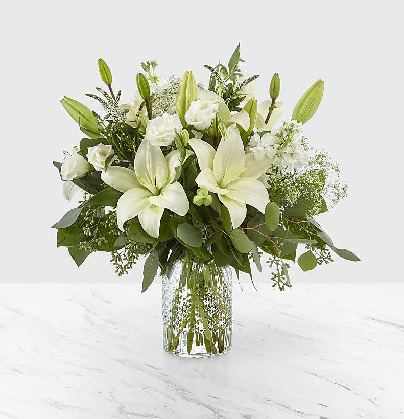 top online flower delivery services alluring elegance proflowers lily bouquet