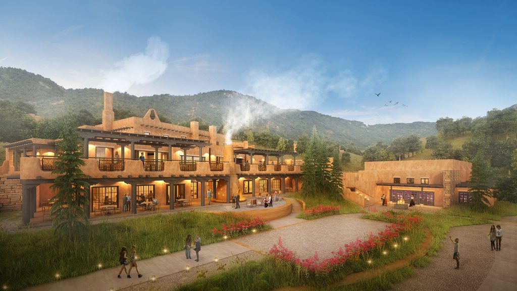 Bishop's Lodge santa fe new mexico hotel openings 2021