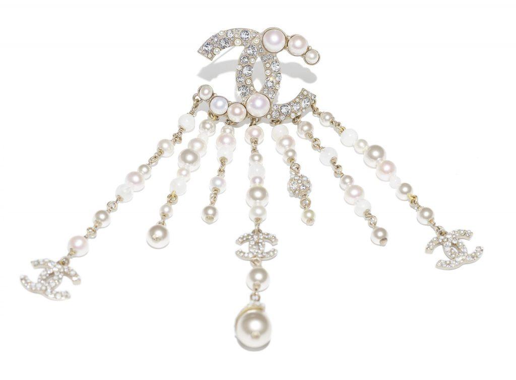 chanel brooch jewelry trends 2021
