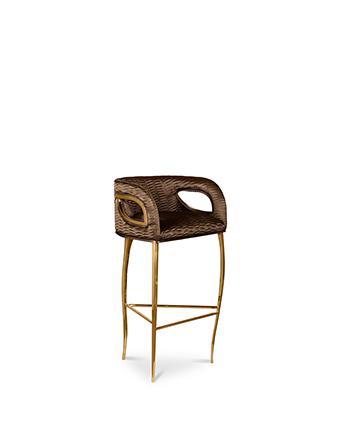 chandra II bar stool koket