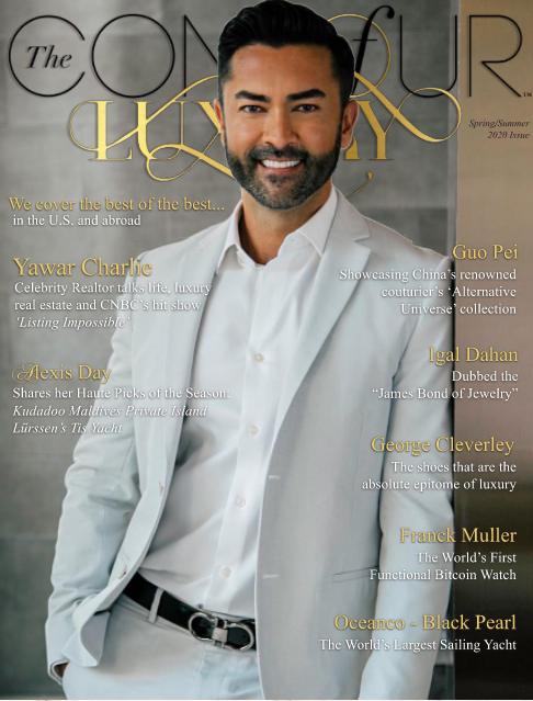 contour of luxury e-zine digital magazine