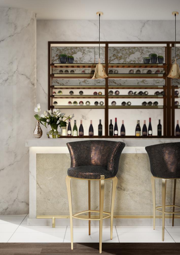 home bar design ideas deliciosa bar stool koket gia pendant light